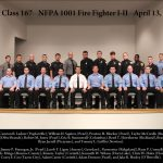 Class 167 Graduation April 13, 2017