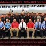 MSFA Class 176 NFPA 1001 Fire Fighter I-II