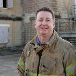 MSFA Instructor Advanced Barry Burnside Earns Doctorate