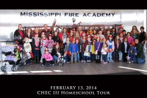 2-14-2014 CHEC III Homeschool Tour