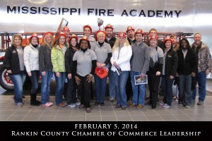 2-5-2014 Rankin County Chamber of Commerce Leadership Tour
