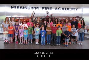 CHEC II Tour May 8, 2014